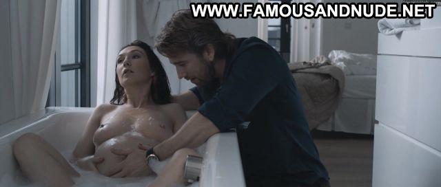 Carice Van Houten Nude Sexy Scene The Happy Housewife Female