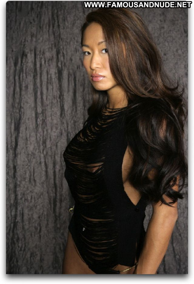 Gail Kim No Source Asian Babe Celebrity Posing Hot Ass Big Ass Posing