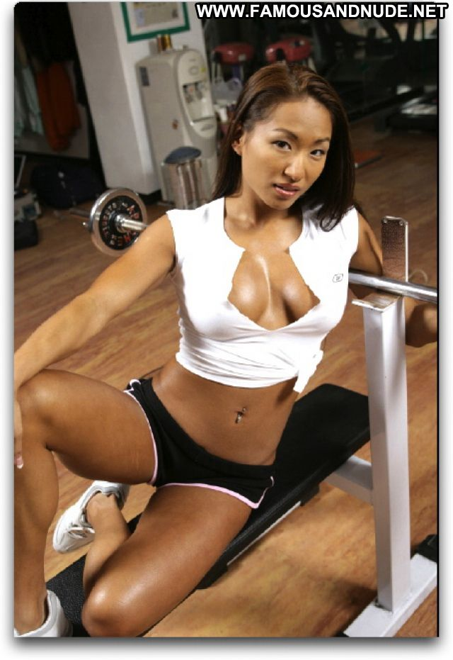 Gail Kim No Source Posing Hot Celebrity Famous Babe Celebrity Posing