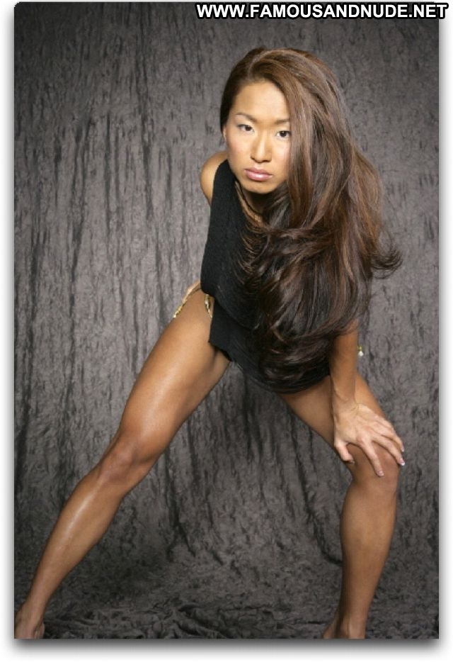 Gail Kim No Source Posing Hot Famous Sexy Celebrity Asian Cute Sexy