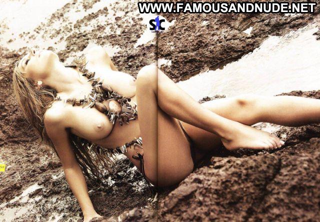Geraldine Bazan No Source Hot Babe Posing Hot Posing Hot Cute Blonde