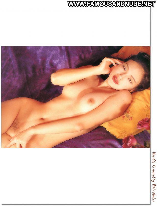 Hsu Chi No Source Tits Hot Asian Posing Hot Celebrity Cute Showing