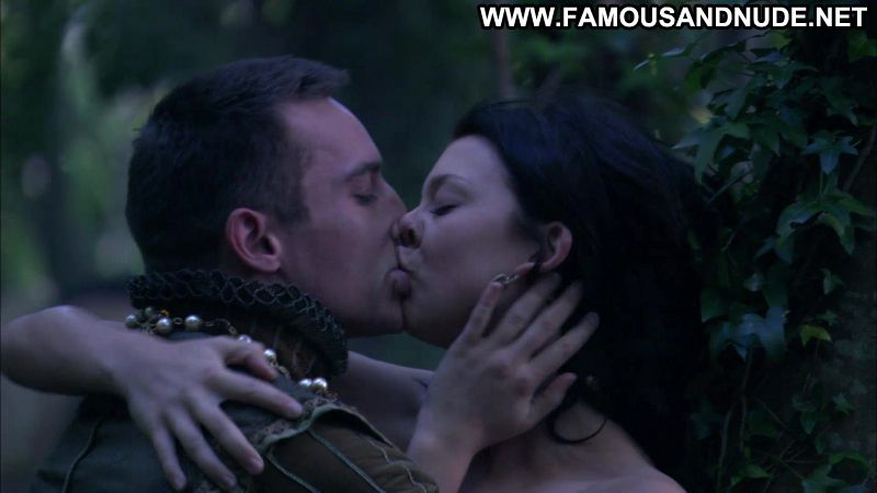 Remarkable, Tudors forest sex scene not that