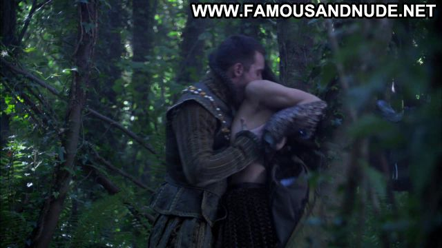 Natalie Dormer Nude Sexy Scene The Tudors Woods Brunette Hot