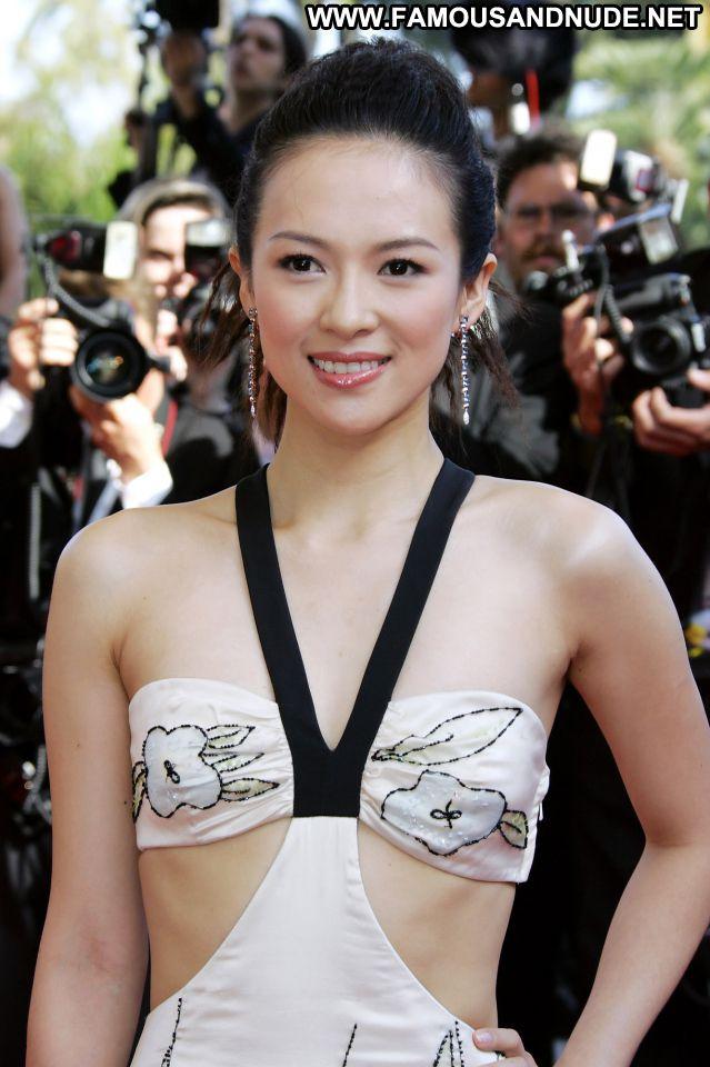 Zhang Ziyi No Source Asian Famous Cute Posing Hot Posing Hot Sexy