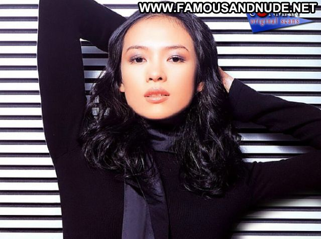Zhang Ziyi No Source Babe Sexy Celebrity Sexy Dress Famous Asian Hot