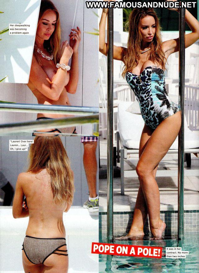 Lauren Pope No Source  Tits Babe Famous Ass Big Tits Showing Ass