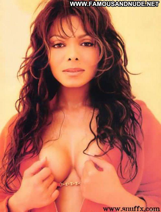 Janet Jackson No Source Cute Lingerie Ebony Celebrity Bikini Famous