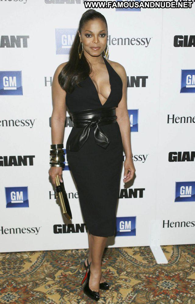 Janet Jackson No Source Sexy Hot Sexy Dress Cute Babe Ebony Posing