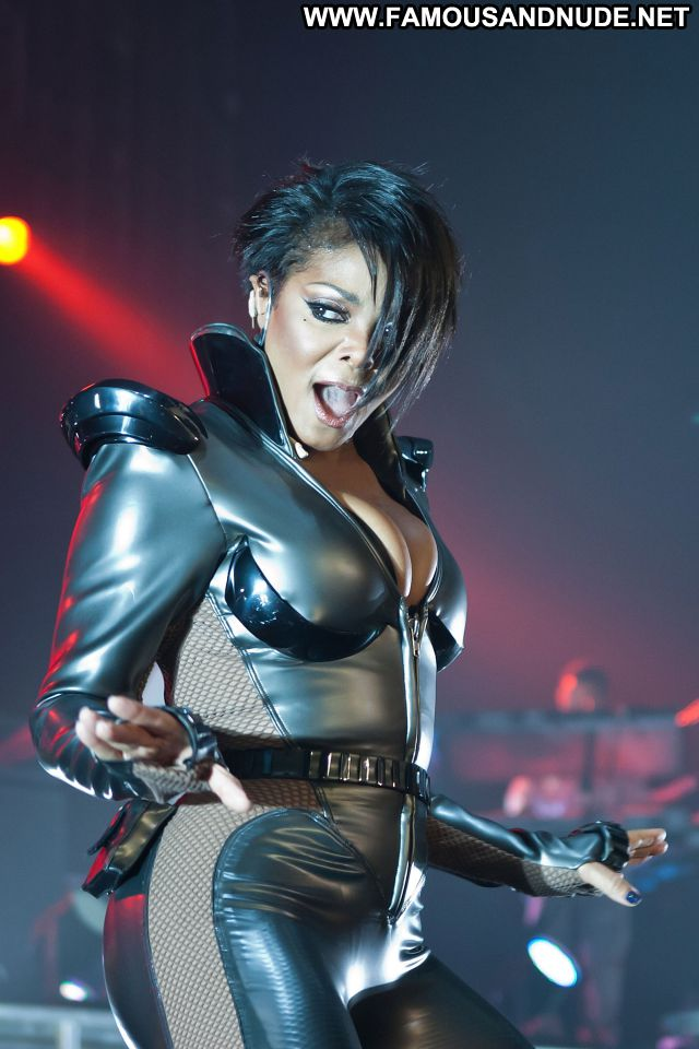 Janet Jackson No Source Celebrity Famous Posing Hot Sexy Sexy Dress