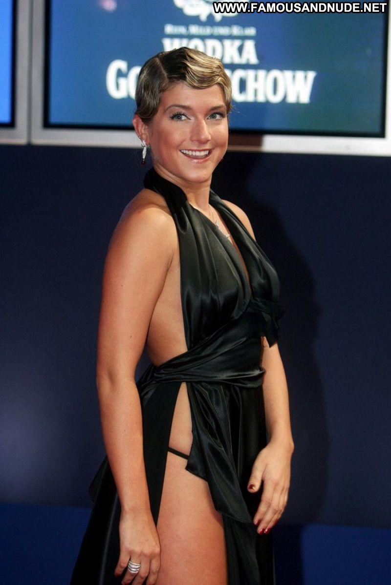 Jeanette Biedermann Celebrity Posing Hot Babe Big Tits ...