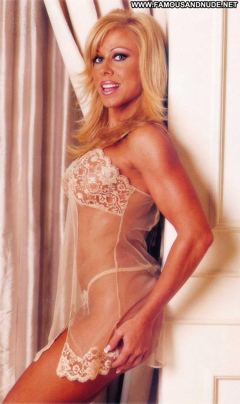 Terri Runnels No Source Celebrity Posing Hot Babe Big Tits -8743