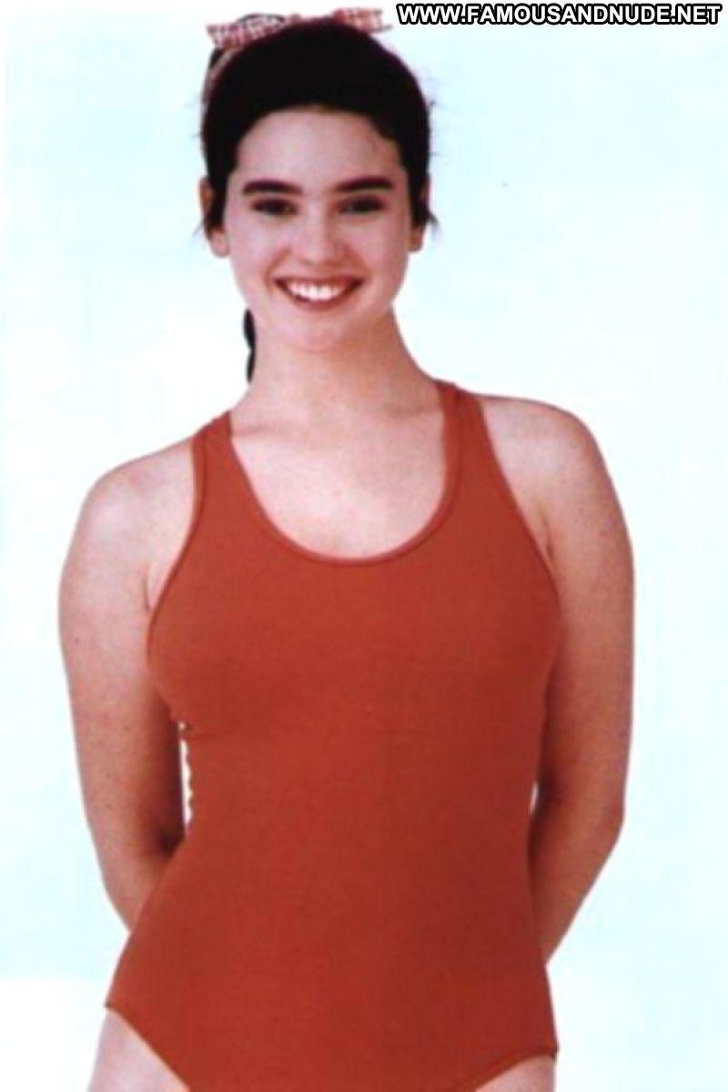Jennifer Lynn Connelly No Source Celebrity Posing Hot Babe