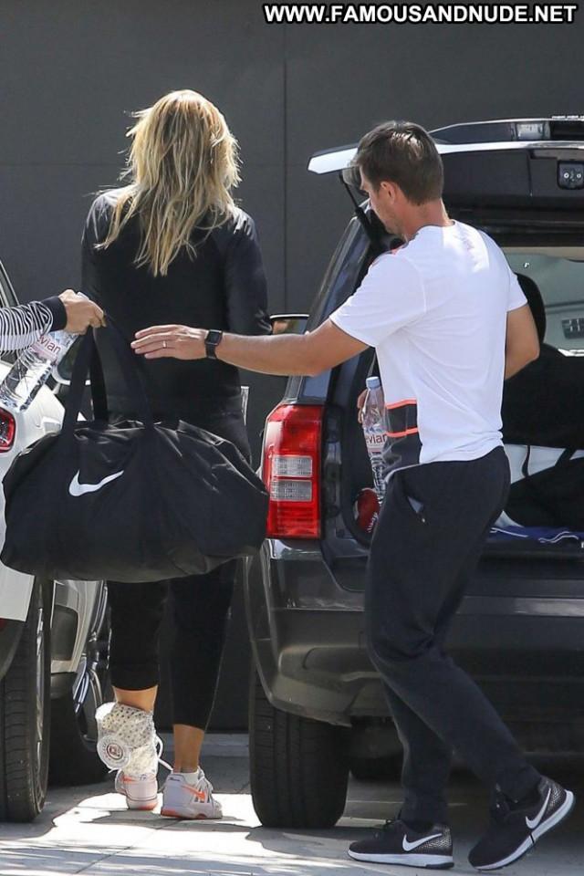 Maria Sharapova No Source  Paparazzi Celebrity Beach Posing Hot Babe