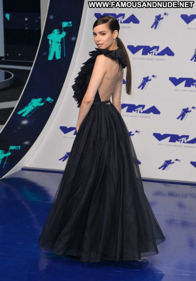 Sofia Carson Los Angeles Celebrity Babe Beautiful Posing Hot Los