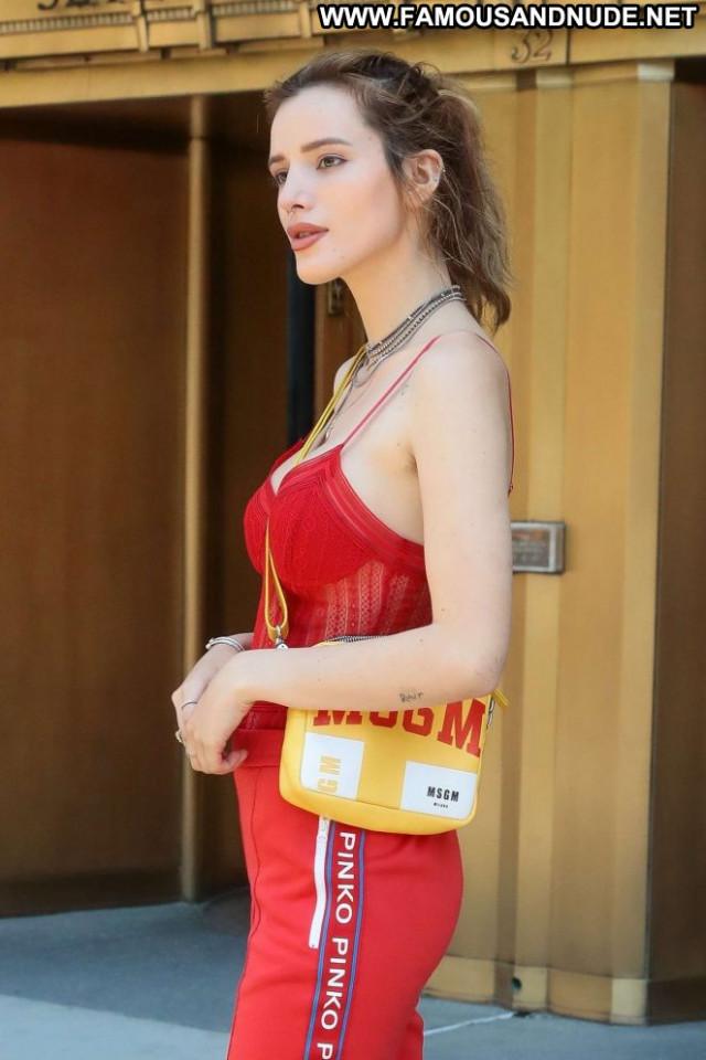 Bella Thorne No Source Babe Celebrity Paparazzi Hotel Hot Beautiful