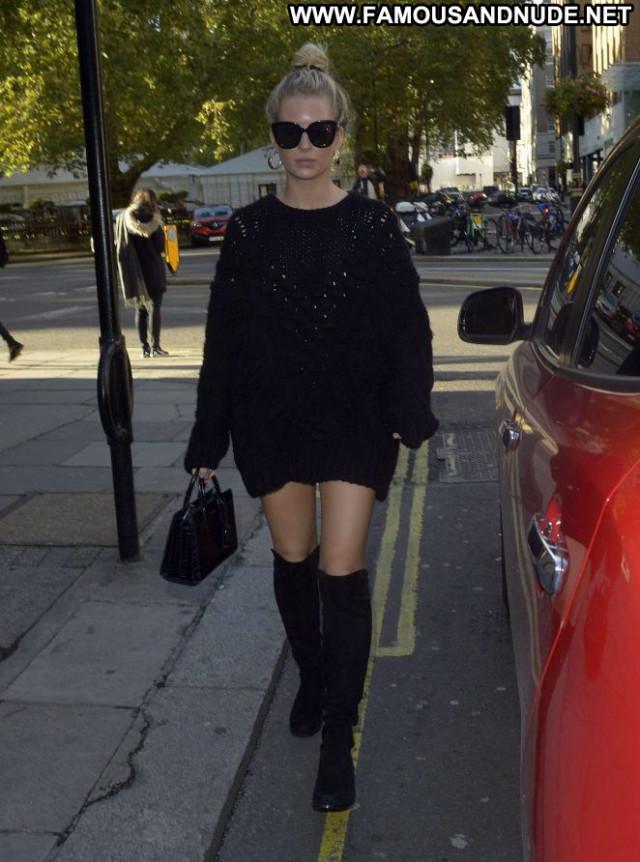 Lottie Moss No Source Celebrity Babe London Sexy Posing Hot Paparazzi