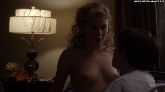 Rose Mciver Masters Of Sex Sexy Winter Posing Hot London Bar Dad