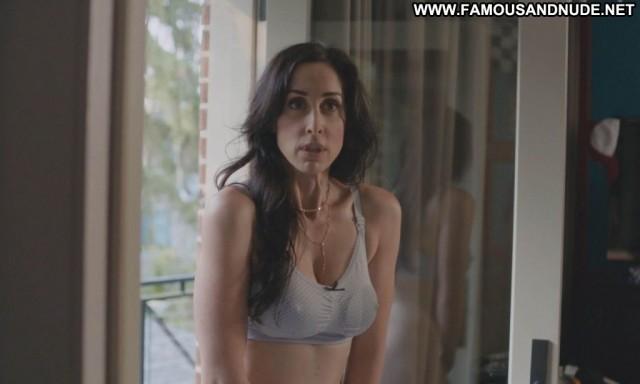 Catherine Reitman No Source Babe Big Tits Actress Nude Posing Hot