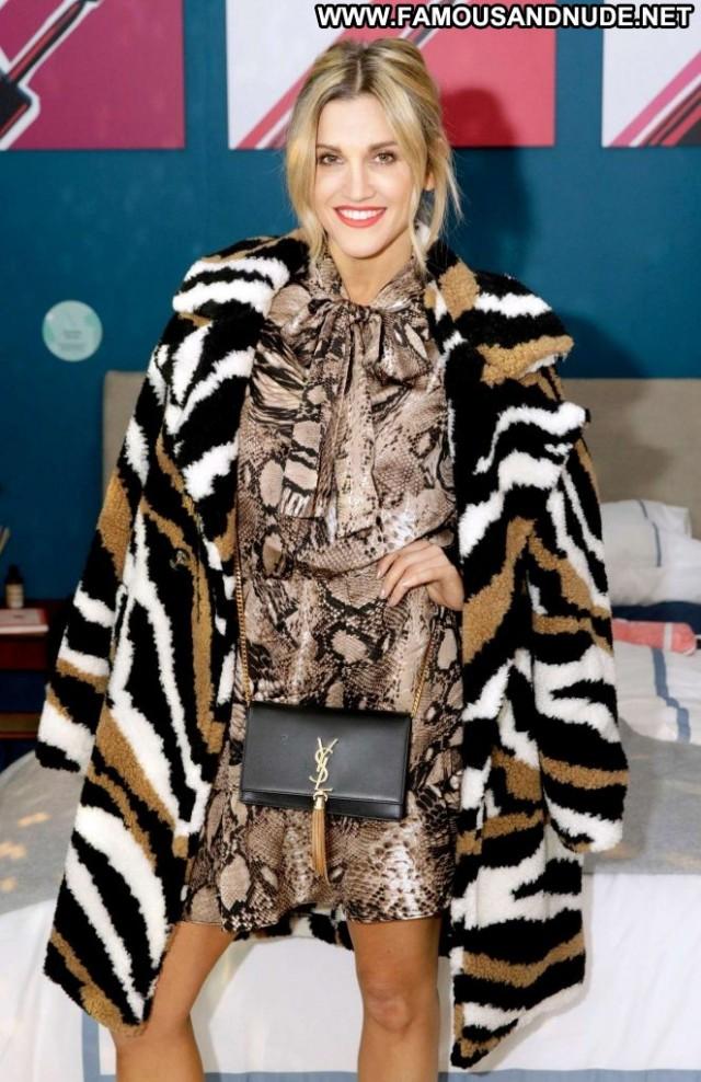 Ashley Roberts No Source London Black Beautiful Posing Hot Babe