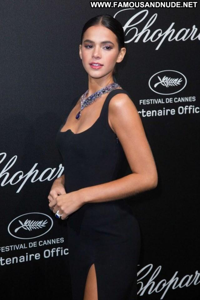 Bruna Marquezine Cannes Film Festival Paparazzi Party Babe Beautiful