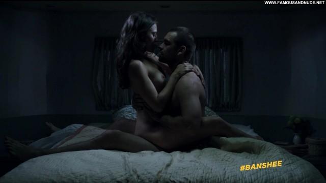 Trieste Kelly Dunn Nude Sexy Scene Banshee Foxy Stripper Hot