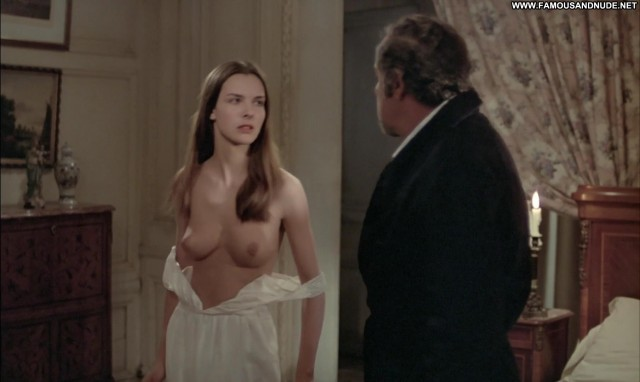 Carole Bouquet That Obscure Object Of Desire Bed Breasts Nice