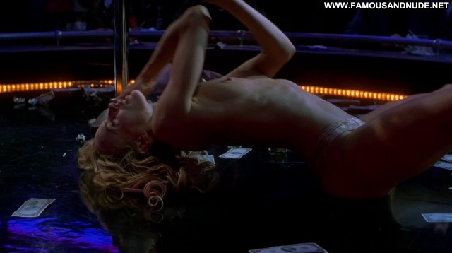 Daryl Hannah Dancing At The Blue Iguana  Thong Celebrity Breasts Big