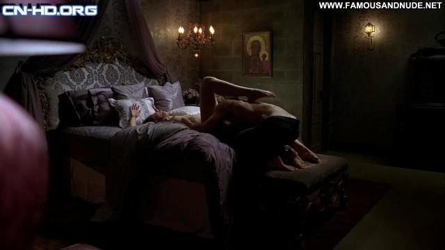 Karolina Wydra True Blood S  E   Hd Topless Celebrity Breasts