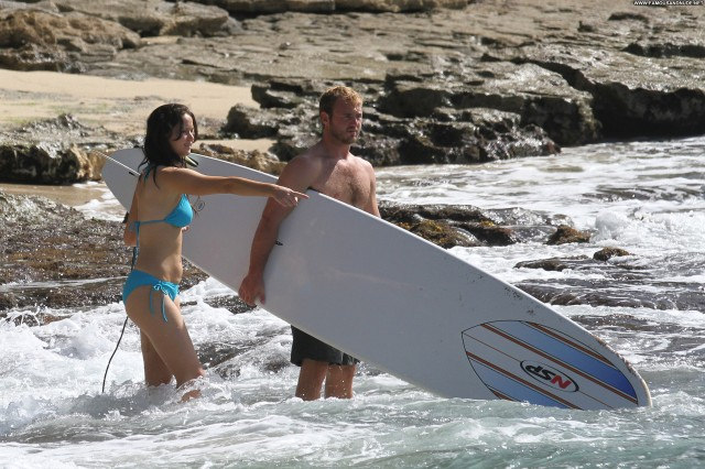 Jennifer Lawrence Hawaii Nov 21 2012 Bikini Posing Hot