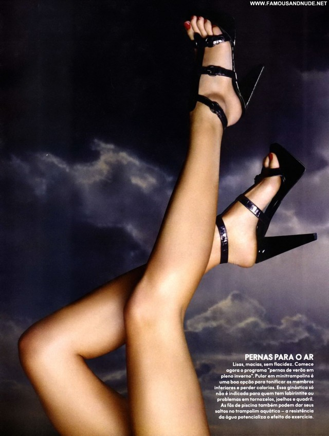 Doutzen Kroes Elle Brasiln May 2008 Posing Hot Celebrity