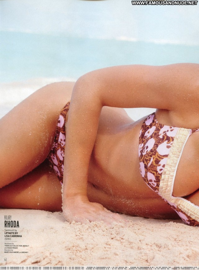 Several Supermodels Sports Illustrated Swimsuit Posing Hot