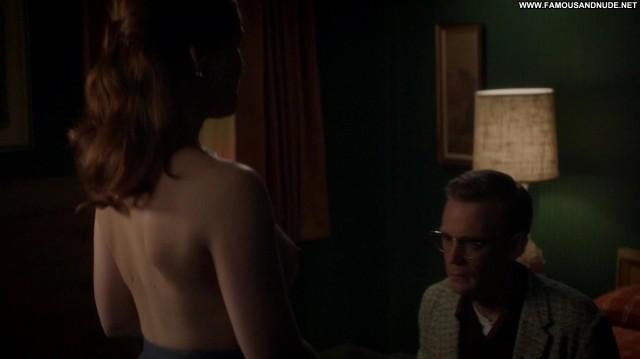 Erin Cummings Masters Of Sex Posing Hot Celebrity