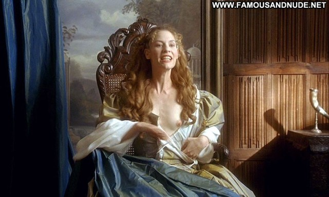 Claire Danes Stage Beauty Beautiful Breasts Babe Celebrity Posing Hot