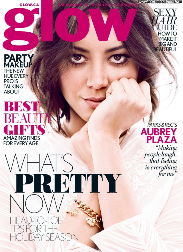 Aubrey Plaza Magazine Celebrity Magazine High Resolution Beautiful