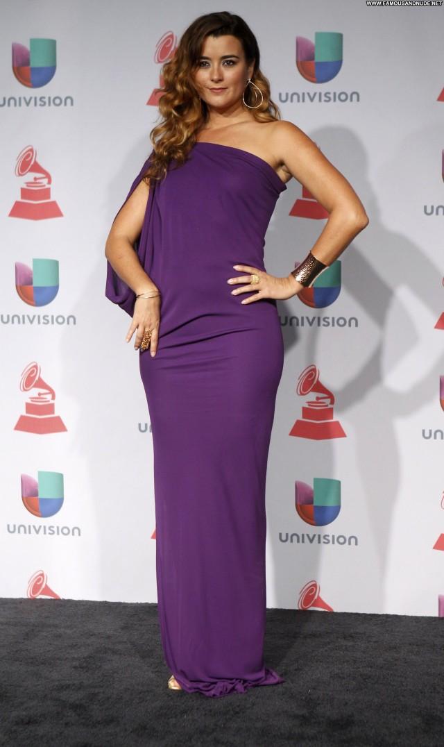 Cote De Pablo Las Vegas Babe Awards Celebrity Latin Posing Hot High