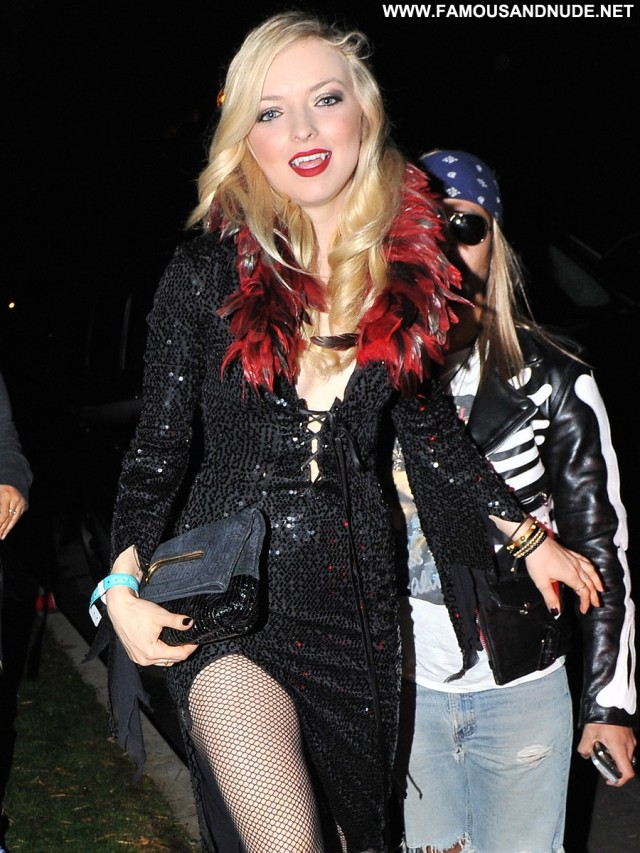 Francesca Eastwood Halloween Party Party Candids Beautiful Celebrity