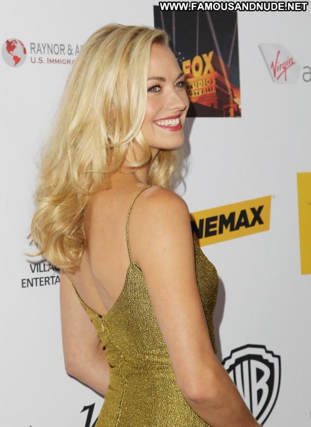 Yvonne Strahovski Beverly Hills Posing Hot Celebrity Awards Beautiful