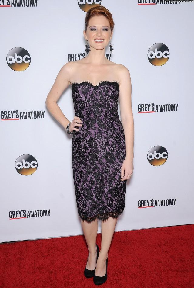 Sarah Drew Greys Anatomy Posing Hot Party High Resolution Beautiful
