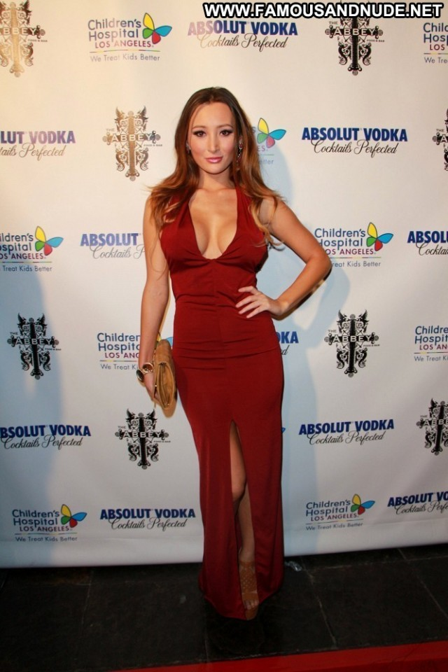 Amy Markham West Hollywood Red Carpet West Hollywood Celebrity High