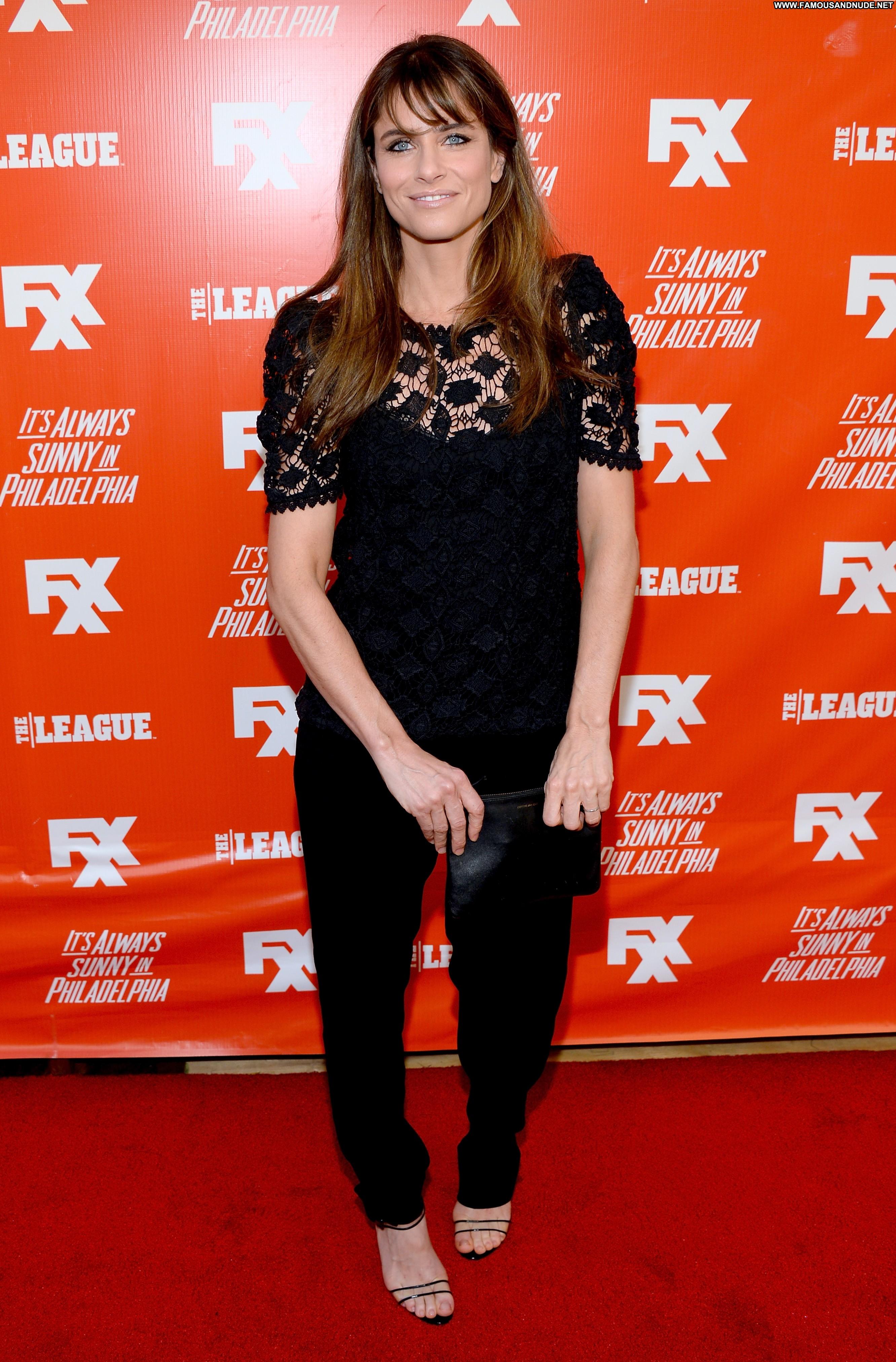 Amanda Peet No Source Celebrity Beautiful Sexy Babe Posing Hot