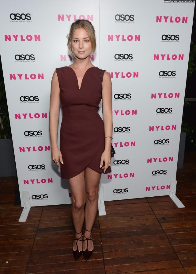 Emily Vancamp No Source  Nylon Posing Hot Celebrity High Resolution