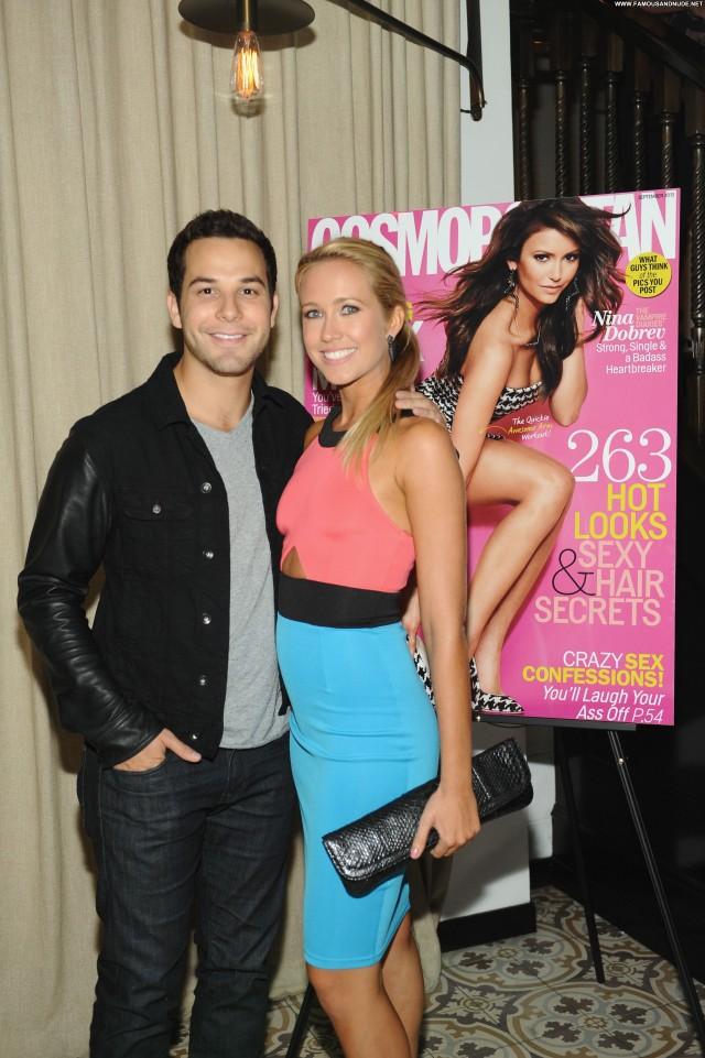Anna Camp West Hollywood  Celebrity Posing Hot Summer High Resolution
