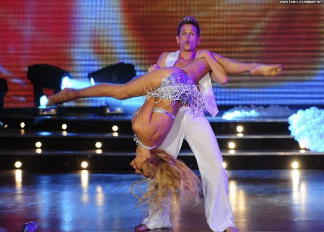 Pamela Anderson Dancing With The Stars  Babe High Resolution Posing