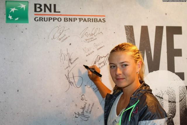 Maria Sharapova No Source Babe Celebrity Posing Hot Beautiful High