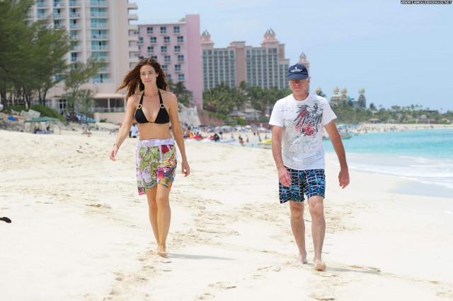 Denise Richards No Source Ocean Babe Celebrity Posing Hot Hotel Club