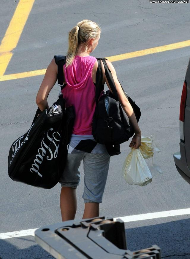 Maria Sharapova Beverly Hills Babe Celebrity High Resolution
