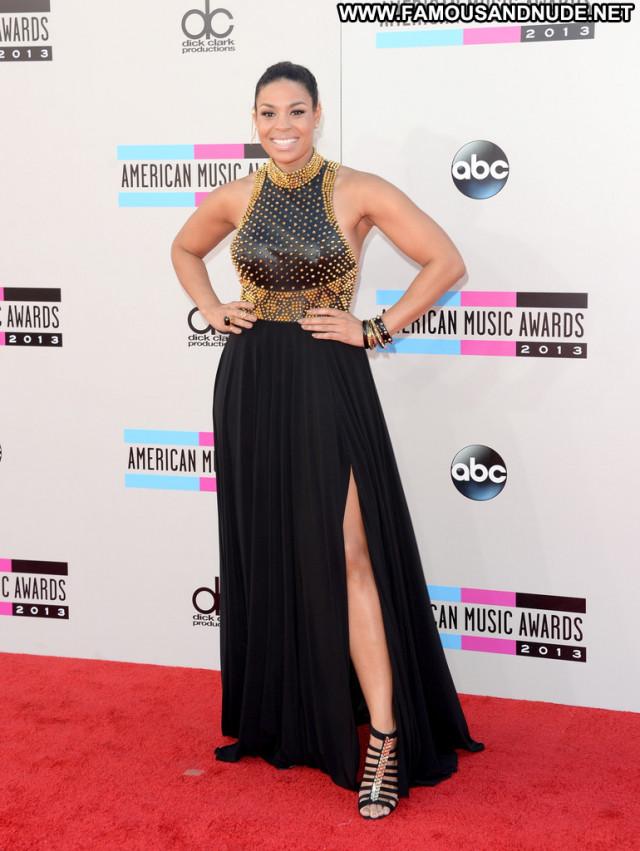 Jordin Sparks American Music Awards Awards Celebrity Beautiful Babe