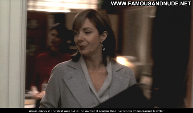 Allison Janney The West Wing Babe Tv Series Beautiful Celebrity