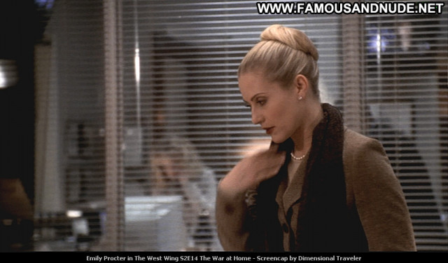 Emily Procter The War At Home Beautiful Tv Series Babe Posing Hot